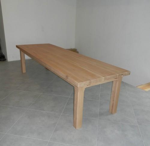 Table chêne naturel